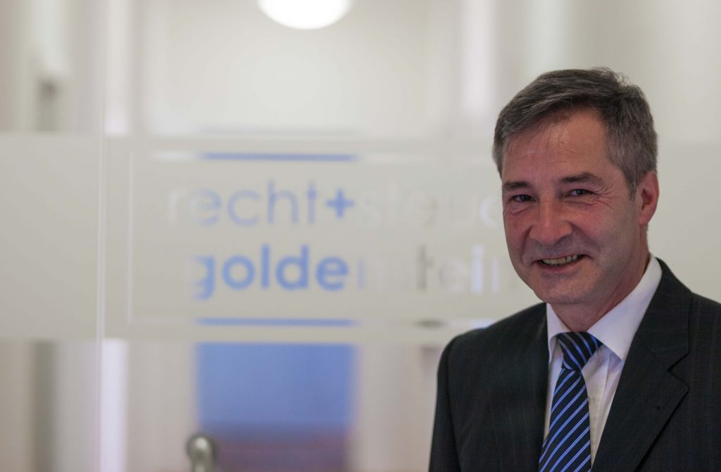 Rechtsanwalt Reinhard Urban